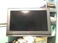 Sony Bravia LCD TV with wall bracket