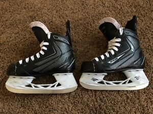 CCM 50K Ribcor Youth 13D Hockey Skates
