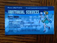 Patty's Janitorial Cleaning Services