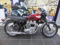 1968 Triumph Bonneville T120R - CLASSIC