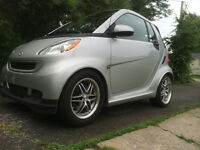 2009 Smart Fortwo Brabus cuir Cabriolet