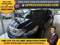 "NEWER HYUNDAI SONATA - TEXT ""AUTO LOAN"" TO 519 567 3020"