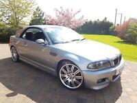 BMW M3 3.2 2004MY M3 CONVERTIBLE