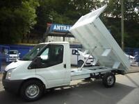 Ford Transit 2.4TDCi Duratorq ( 100PS ) BRAND NEW ALI SIDED TIPPER
