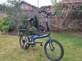 "Folding Touring Bike - ""Bike Friday"" For Sale"