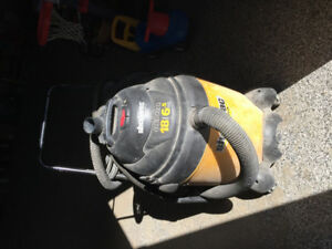 Shop Vac Wet and Dry 18 Gallons 6.5 hp