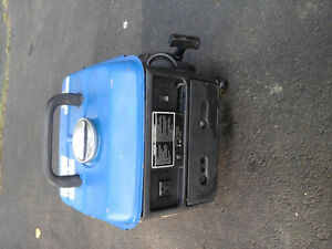 I have a good working generator for sale asking 100$