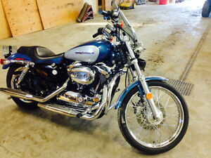 2006 Harley Sportster 1200-Low Mileage