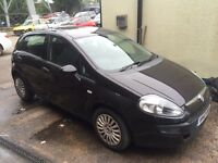 Fiat punto Evo 1.4 2010 new shape