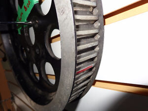 Harley rear 70 tooth pulley    recycledgear.ca Kawartha Lakes Peterborough Area image 3