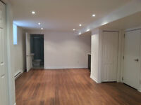 NDG - Studio rénové - Renovated Studio available NOW