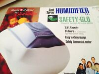 HUMIDIFIER by Sunbeam 3.8 L
