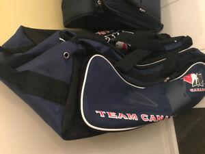 Hockey duffel bag