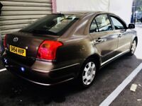 **ONLY DRIVEN 53K** TOYOTA AVENSIS 1.8 T2 5DR + ONE OWNER FROM NEW+ FULLY SERVICD + 2 KEYS+ MINT CAR