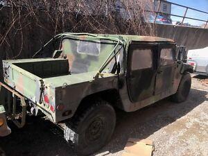 1987 AM General Hummer 4 door