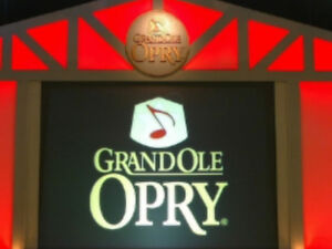 Two tickets to the Grand Ole Oprey for October 19th