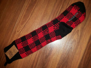 Lumber Jack Plaid Christmas stocking