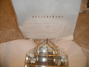 Pottery Barn Christmas Advent Shadow Box Windsor Region Ontario image 2