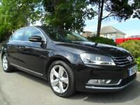 VOLKSWAGEN PASSAT 2.0TDI BLUEMOTION TECH 2012 COMPLETE WITH M.O.T HPI CLEAR INC