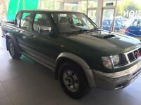2000 Nissan Navara good to drive Mot 16/10/2016 no vat, good engine and gearbox