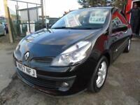 2007 Renault Clio 1.4 16V Dynamique 3dr,FSH,2 keys,12 months mot,Warranty,Px ...
