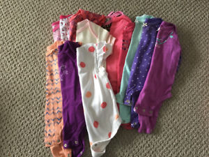 Baby girl clothes 6-12