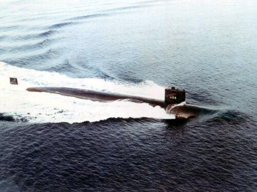 USS PERMIT (SSN-594) Bauplan für ein U-Boot