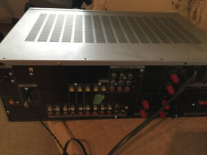 Sony 6.1 Channel Home Theatre Receiver. Model STR-DG500.