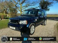 2011 Land Rover Discovery 4 HSE 3.0 TDV6 245 BHP AUTOMATIC 4X4 7 SEATER All Terr
