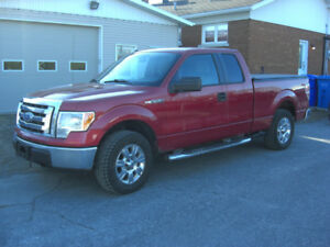 ford f 150 xlt 2009,4x4,EQUIPER,mags 18 po,impecable,VISA,MASTER