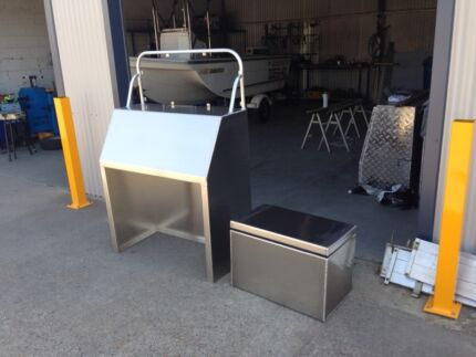 Custom ute canopy canopies and marine fabrication Capalaba Brisbane South East Preview