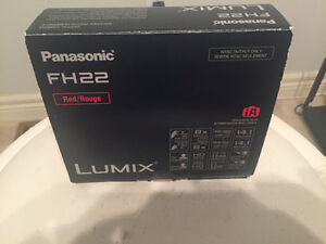 Panason FH22 14.1 MP Digital Camera with 8x Optical Zoom Touch