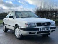 1994 Audi 80 1.6 4dr Saloon Petrol Manual