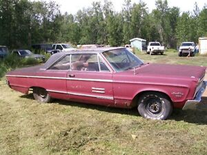 1966 Plymouth Sport Fury plus more collector vehicles