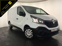 2014 64 RENAULT TRAFIC SL27 BUSINESS DCI PANEL VAN SERVICE HISTORY FINANCE PX
