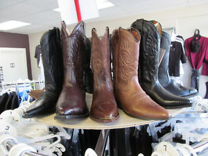 Clearance on cowboy boots!!!