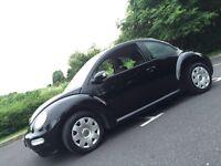 Volkswagen Beetle 2005 1.6 12 MONTHS TEST 1 owner Timing belt down SERVICE HISTORY