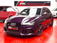 2014 Audi RS6 Avant 4.0 TFSI Tiptronic Quattro LM STAGE 3 MILLTEK MERLIN PURPLE