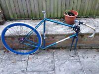 Bike frames spares and repairs