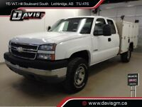 Used 2006 Chevrolet 3500 Service-TRAILER TOW PACKAGE