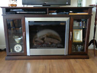 Electric Fireplace - Negotiable