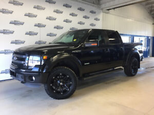 2013 Ford F-150 FX4 Text 780-205-1655 for More Info!
