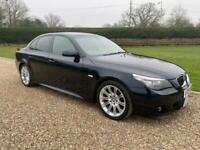 2008 BMW 5 Series 3.0 525i M Sport 4dr Saloon Petrol Manual