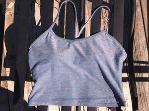 Lululemon power y tank top size 6