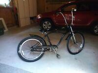 Schwinn Deuce Bike - Women's Chopper Bike