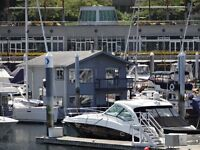 Lifestyle in Coal Harbour Marina
