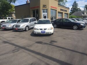 Repair Shop and Car Lot with 2 Bays Garage For Sale
