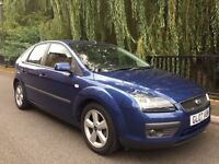 FORD FOCUS 1.6 ZETEC AUTOMATIC FULL MOT NO ADVISORIES IMMACULATE FIRST TO SEE WILL BUY