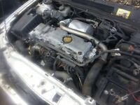 Vauxhall Astra 2l dti engine and gear box