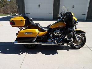 2013 Harley Davidson Ultra Classic Limited